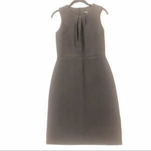 New Black neoprene dress- Cynthia Rowley sm